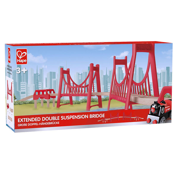 Extended Double Suspension Bridge