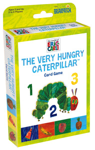 The World of Eric Carle The Very Hungry Caterpillar Card Game