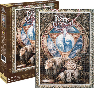 The Dark Crystal One Sheet 500pc Puzzle