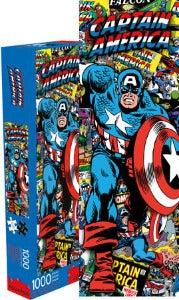 Captain America 1000pc Puzzle