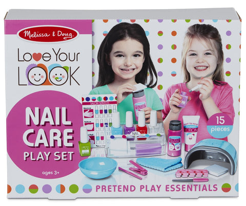 Nail Care Play Set