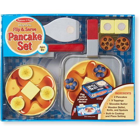 Flip and Serve Pancake Set