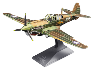 Metal Earth P-40 Warhawk