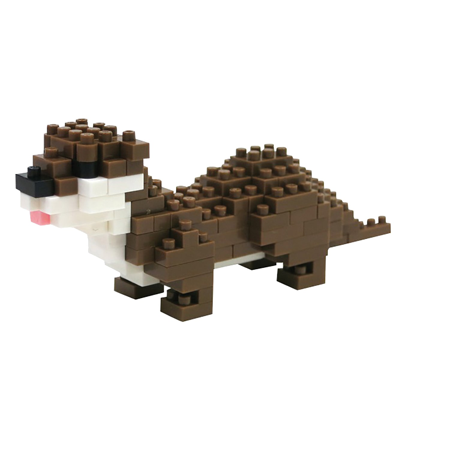 Nanoblock Small Clawed Otter