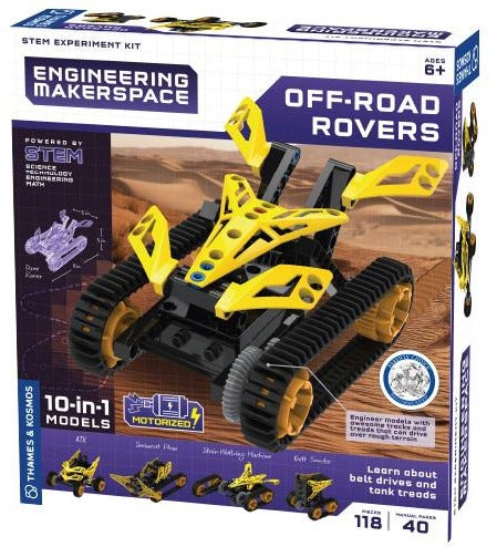 Engineering Makerspace Off Road Rovers