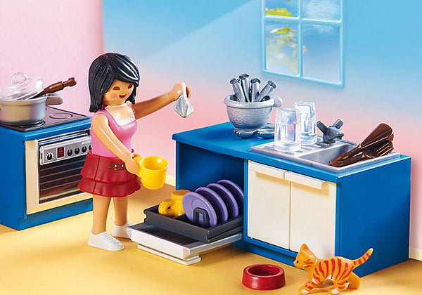 Dollhouse - Family Kitchen