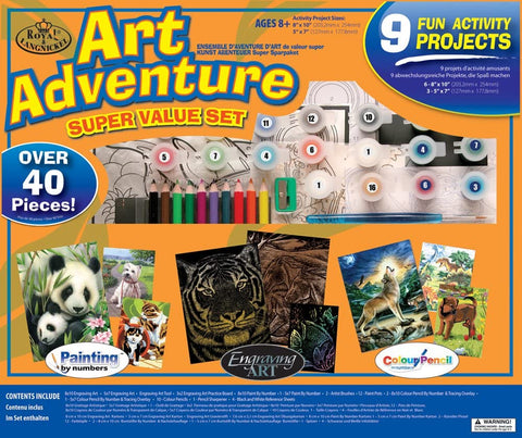 Art Adventure  Set 104
