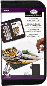 Learn to Oil Pastel 33pc Set