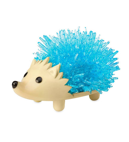 Growing Crystal Hedgehog