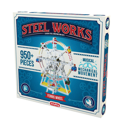 Steel Works Ferris Wheel