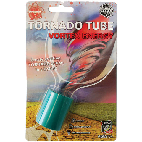 Tornado Tube Vortex Energy