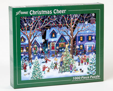 Christmas Cheer 1000pc Puzzle