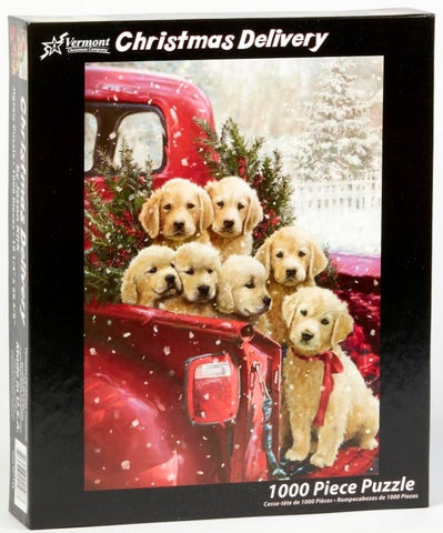 Christmas Delivery 1000pc Puzzle