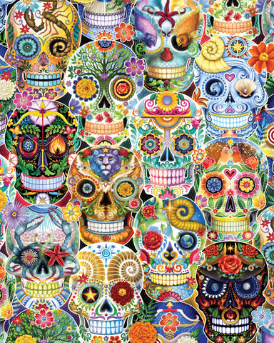 Day of the Dead 1000pc Puzzle