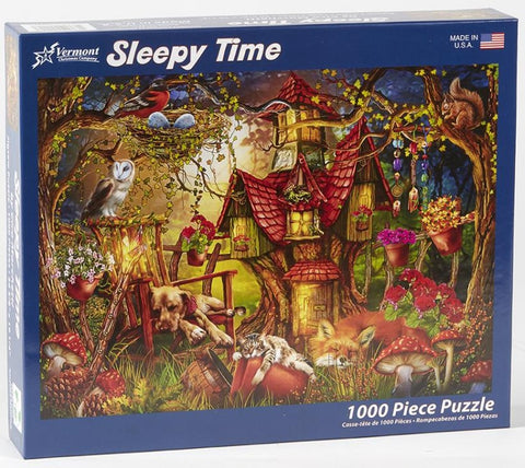 Sleepy Time 1000pc Puzzle