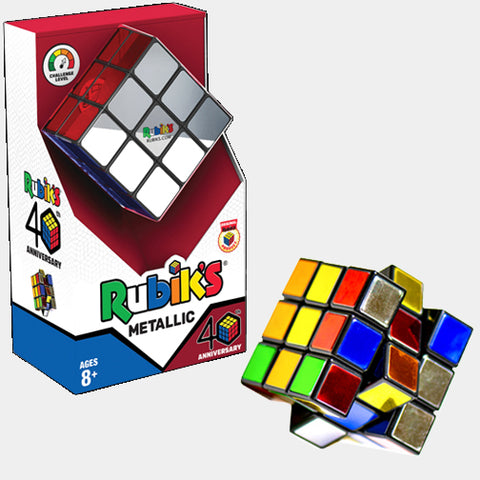 Rubik's 40th Anniversary Metal