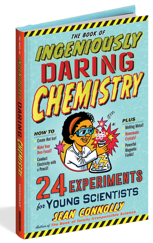 Book of Ingeniuosly Daring Chemistry