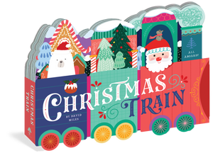Christmas Train Book