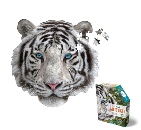 I Am Mini White Tiger 300pc Puzzle