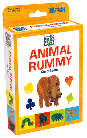 The World of Eric Carle Animal Rummy Card Game