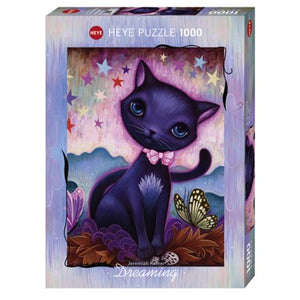 Black Kitty 1000pc Puzzle