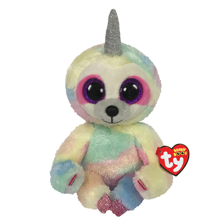Cooper - Rainbow Sloth/Unicorn - Small