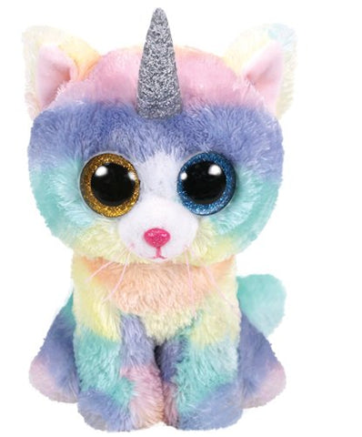 Heather - Rainbow Cat/Unicorn - Small