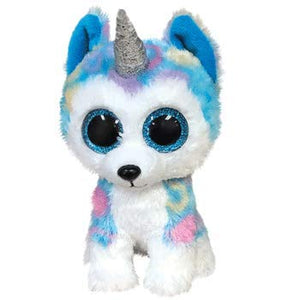 Helena - Blue and Grey Husky/Unicorn - Small