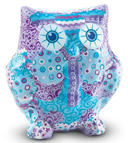 Decoupage Made Easy Owl