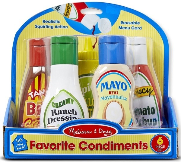 Favorite Condiments-Let's Play House Set