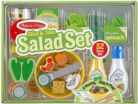 Slice & Toss Salad Set