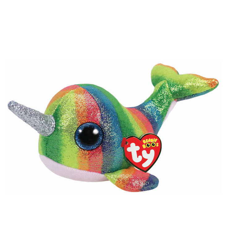 Nori - Rainbow Narwhal - Small
