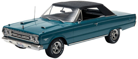 1/18 1967 Plymouth Belvedere GTX Convertible Tommy Boy