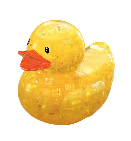 Rubber Duck 3D Crystal Puzzle