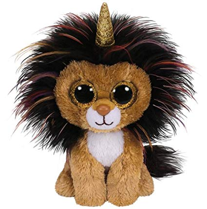 Ramsey - Golden Lion/Unicorn - Small