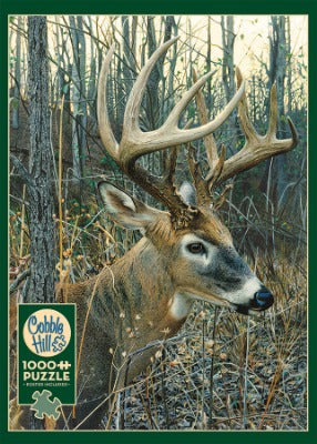 White Tailed Deer 1000pc Puzzle