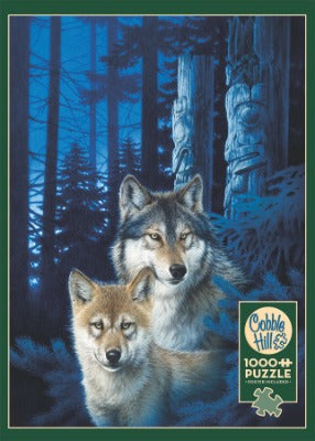 Wolf Canyon 1000pc Puzzle