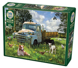 Sheep Field 1000pc Puzzles