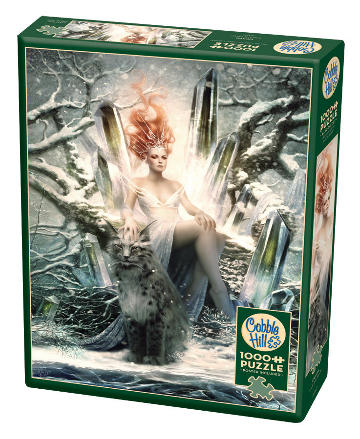 Crystal 1000pc Puzzles