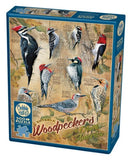 Noteable Woodpeckers 500pc Puzzle