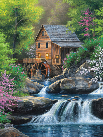 Spring Mill 275pc Easy Handling Puzzle