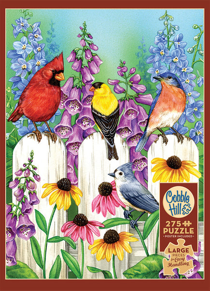 Picket Fence Party 275pc Easy Handling Puzzle