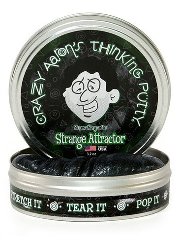 "4"" Strange Attractor Crazy Aaron's Thinking Putty"