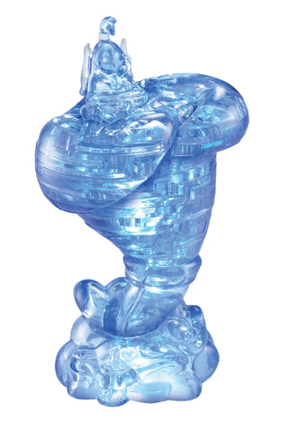 Aladin Genie 3D Crystal Puzzle
