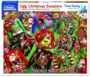 Ugly Sweaters 1000pc Puzzle