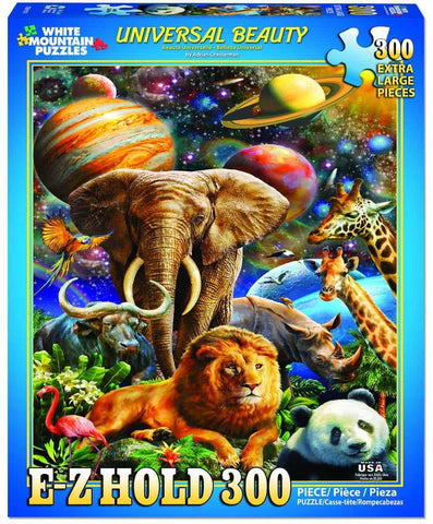Universal Beauty 1000pc Puzzle