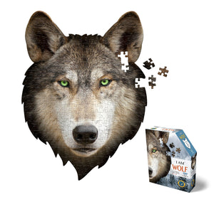 I Am Mini Wolf 300pc Puzzle