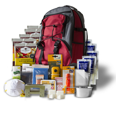 5 Day Survival Back Pack - Wise