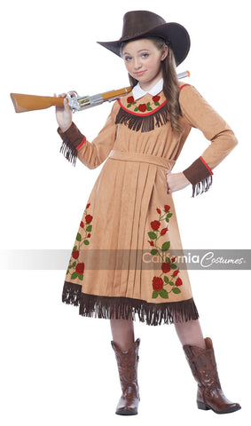 Cowgirl Annie Oakley costume by California Costumes #00479 at Buffalo Breath Costumes
