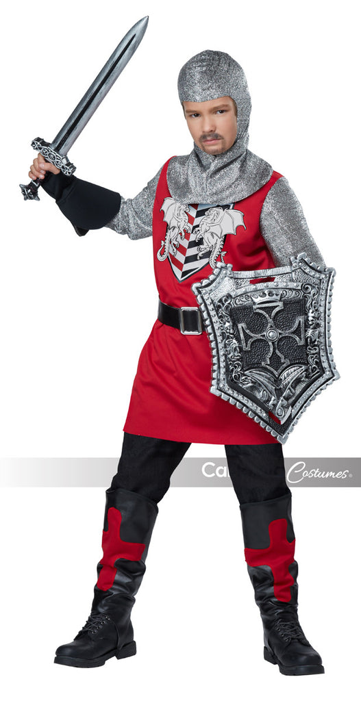 Brave Knight child costume by California Costumes #00556 at Buffalo Breath Costumes